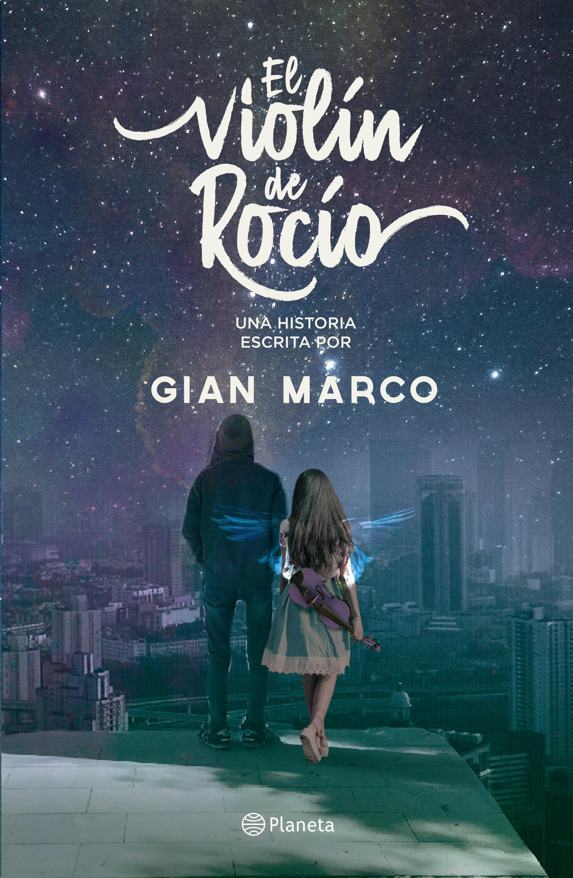 El violín de Rocío | Planeta de Libros