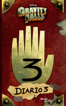 Gravity Falls. Diario 3