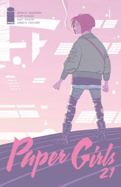Paper Girls nº 21/30